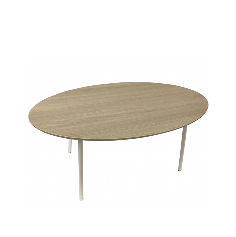 Neptune Coffee Table With Storage Ottomans: Eclectic Furniture